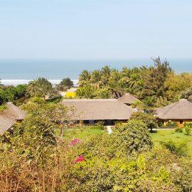 bungalow vue mer senegal 6